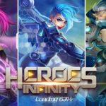 How to Hack(Cheats) [Heroes Infinity]