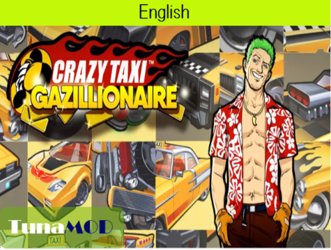 [Crazy Taxi Gazillionaire] チート(MOD)のやり方解説