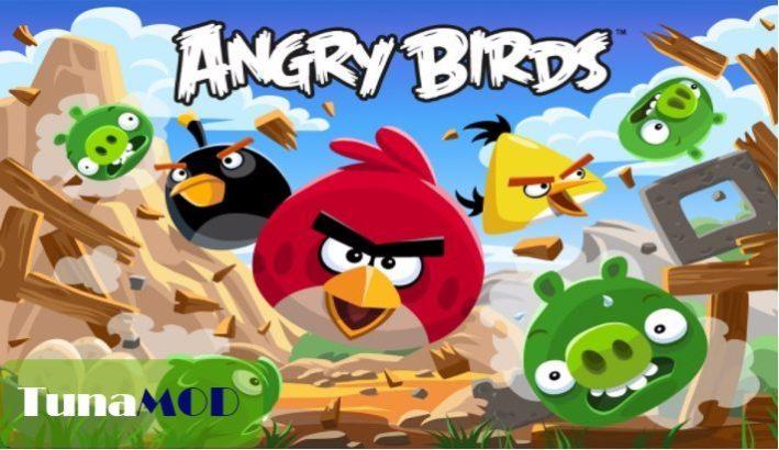 [Angry Birds] チート(MOD)のやり方解説