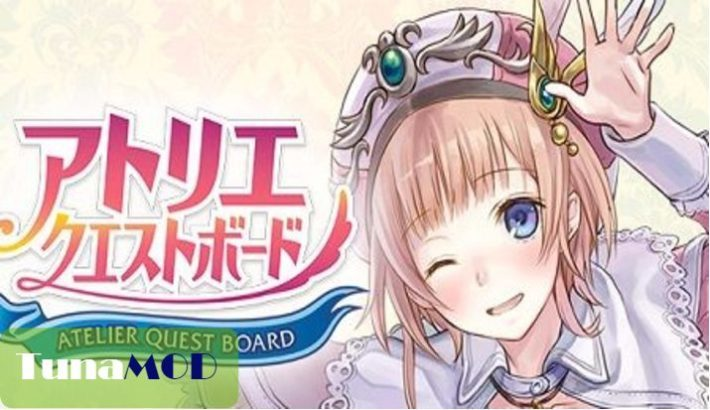 [アトリエ クエストボード (Atelier QuestBoard)] チート(MOD)のやり方解説