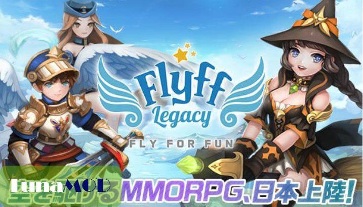 [フリフレガシー (Flyff Legacy)] チート(MOD)のやり方解説