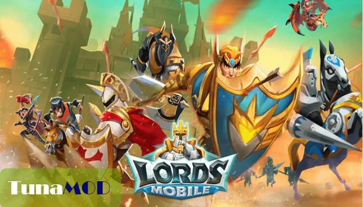 [ロードモバイル(Lords Mobile)] チートのやり方解説 MOD APK 無料ダウンロード