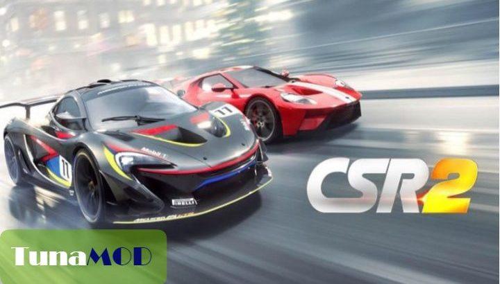 [CSR Racing 2] チートのやり方解説 MOD APK無料ダウンロード