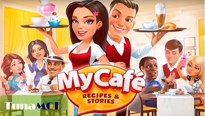 [マイカフェ レシピ&ストーリー (My Cafe Recipe&Story)] チート(MOD)のやり方解説