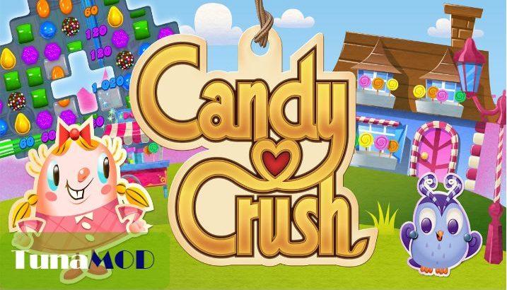 [キャンディークラッシュ(Candy Crush)] チート(MOD)のやり方解説