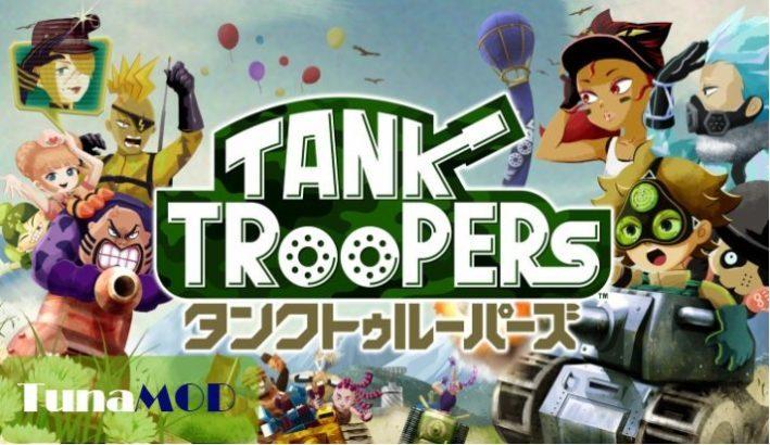 [Tank Troopers(タンクトゥルーパーズ)] – チートのやり方解説・チートコード無料ダウンロード