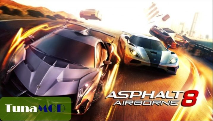 [アスファルト8:Airborne]  NOX・BlueStacksを使ってPCでプレイする方法