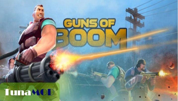 [Guns of Boom] チート(MOD)のやり方解説