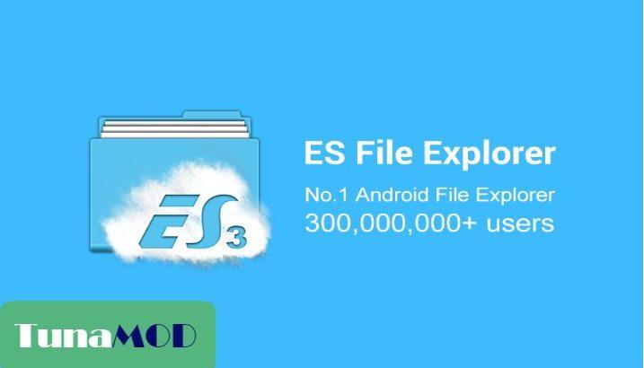 最強のファイルマネージャー[ES ファイルエクスプローラー] 広告削除(アドブロック)などチート(MOD)のやり方