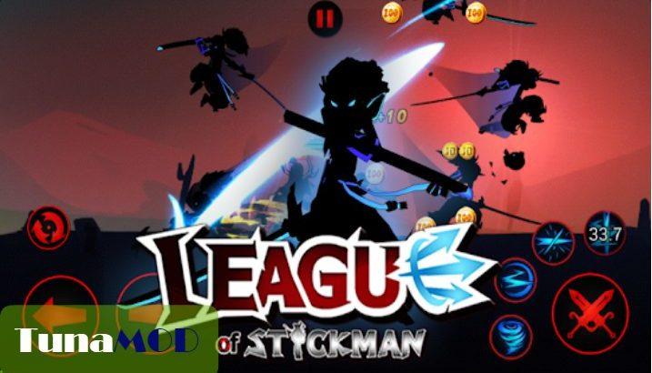 [League of Stickman 2018] チートのやり方解説 MOD APK 無料ダウンロード