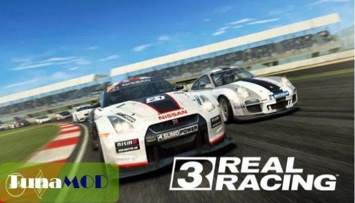 [Real Racing 3] チート(MOD)のやり方解説