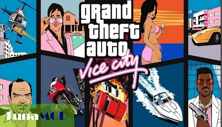 [GTA vice City(グランド・セフト・オート・バイスシティ)] 無料ダウンロードプレイする方法