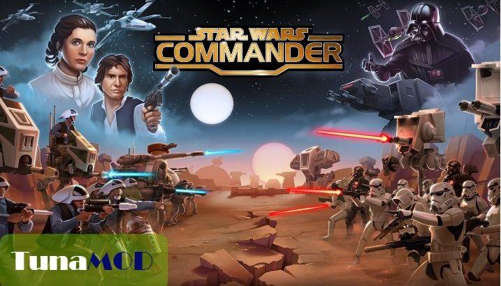 [スター・ウォーズ コマンダー(Star Wars Commander)] チート(MOD)のやり方解説