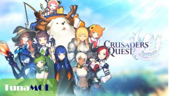 [クルセイダークエスト(Crusaders Quest)] チート(MOD)のやり方