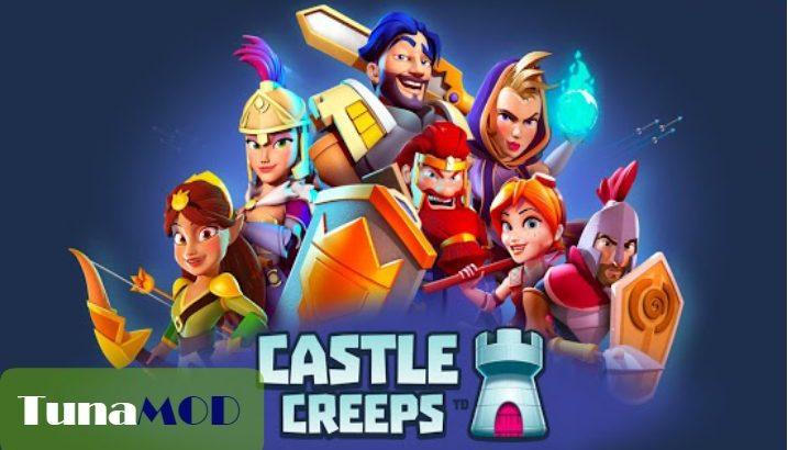 [キャッスルクリープス(Castle Creeps TD)]チート(MOD)のやり方解説