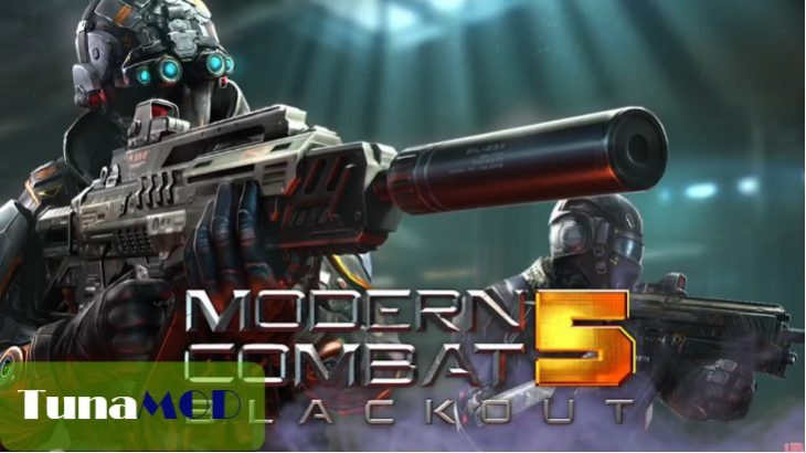 [モダンコンバット5(Modern Combat5)] チート(MOD)のやり方