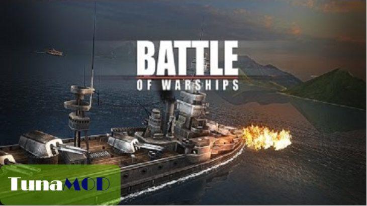 [バトル・オブ・ウォーシップ(Battle of Warships)] チート(MOD)のやり方解説