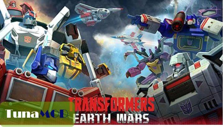 [トランスフォーマー:アースウォーズ(TRANSFORMERS: Earth Wars)] チートのやり方解説