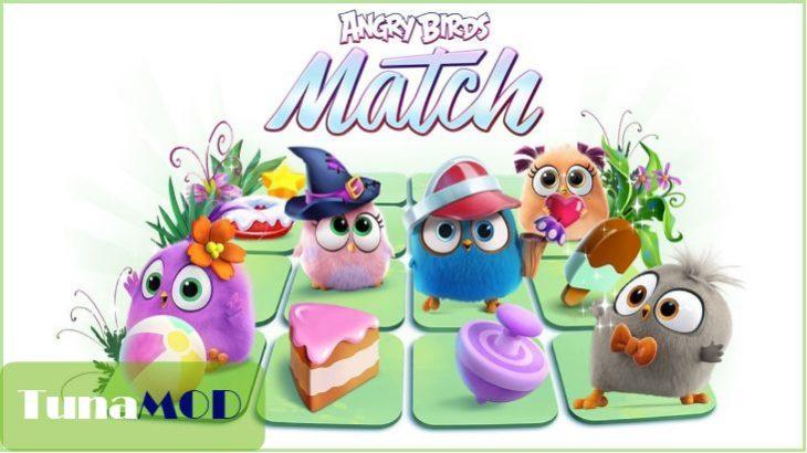 [アングリーバードマッチ (Angry Birds Match)] 無限ジェムチート(MOD)のやり方