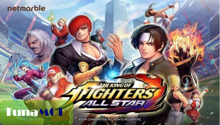 [THE KING OF FIGHTERS ALLSTAR] NOX・BlueStacksを使ってPCでプレイする方法
