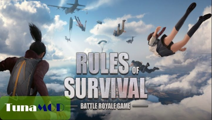 How to Hack(Cheats) [Rules of Survival]