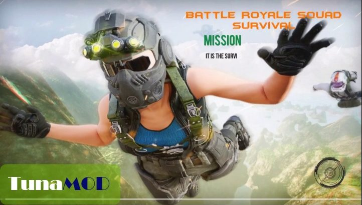 [Battle Royale Squad Survival Mobile] チート(MOD)のやり方解説