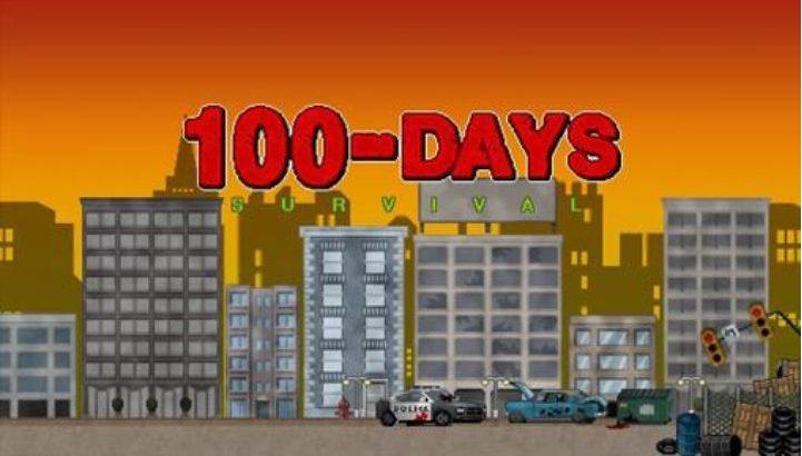 [100 DAYS – Zombie Survival]  NOX・BlueStacksを使ってPCでプレイする方法