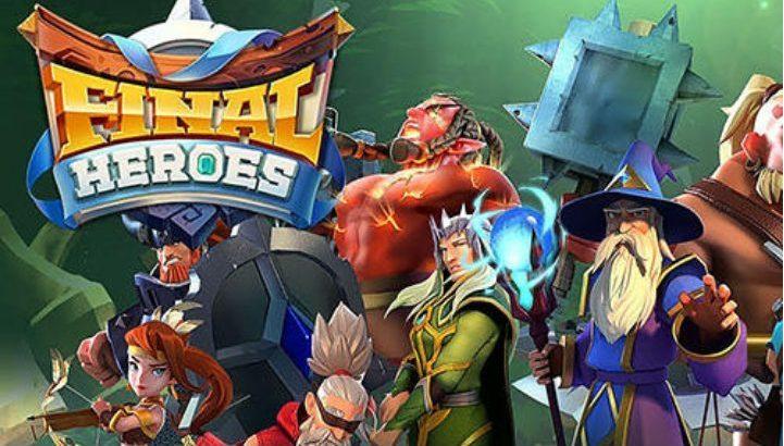 [ファイナル・ヒーローズ (Final Heroes)] NOX・BlueStacksを使ってPCでプレイする方法