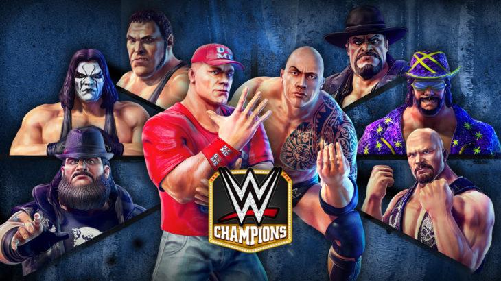 [WWE Champions] チート(MOD)のやり方解説