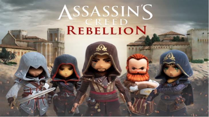 【アサシンクリード リベリオン】チート(MOD)のやり方解説【Assassin's Creed Rebellion】